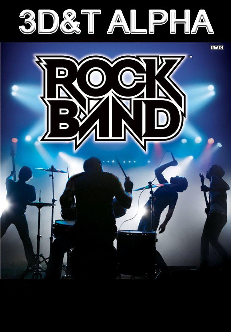 3D&T Rock Band