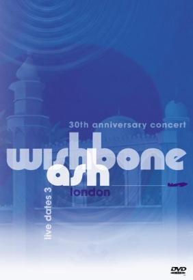 WISHBONE ASH - live dates 3 dvd