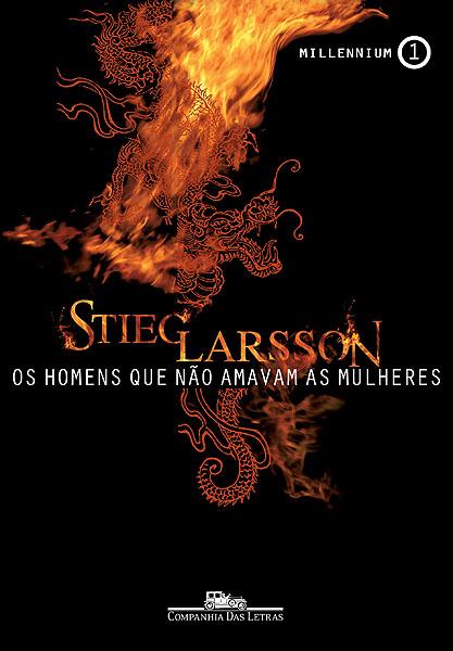 Livro de Stieg Larsson