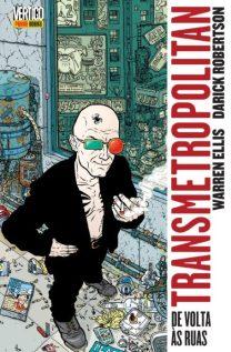 Transmetropolitan – De Volta às Ruas, de Warren Ellis e Darick Robertson